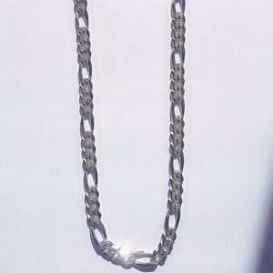".925 sterling silver 22"" chain"